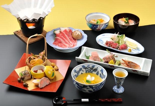 野沢温泉「常磐屋旅館」の魅力④信州の味覚を楽しめるお料理