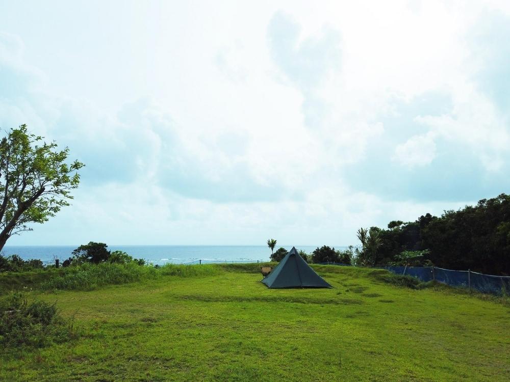 ハンモックをかけながらのんびりしたい「CAMP&MUSIC. KOYA」(奄美大島)