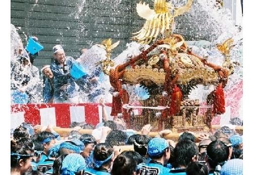 富岡八幡宮例大祭(深川八幡祭り)