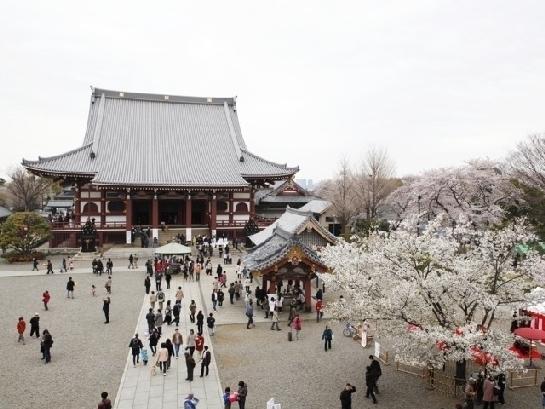 ②先着600名まで:池上本門寺