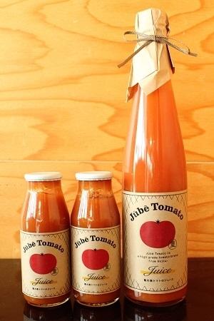 トマトを丸ごとかじったようなみずみずしさと濃厚感