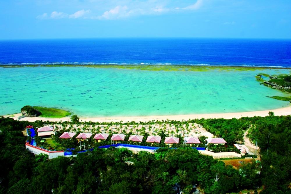 沖縄で全客室が20室以下のおすすめ宿①長浜ビーチリゾート海音