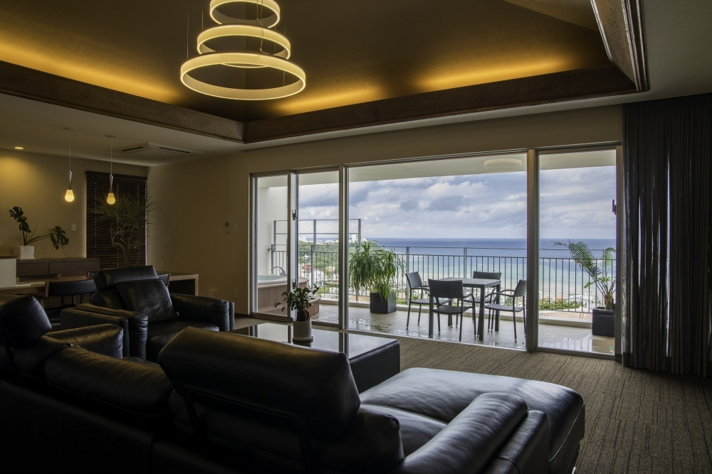 沖縄で全客室が20室以下のおすすめ宿②Condominium T-Room