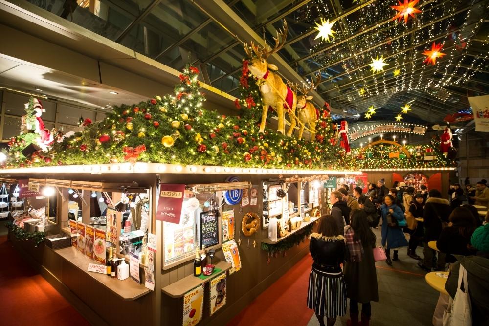 約2,000種のアイテムが並ぶ「六本木ヒルズ クリスマスマーケット2017」