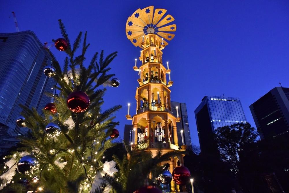 日比谷公園で開催の「東京クリスマスマーケット®2017」