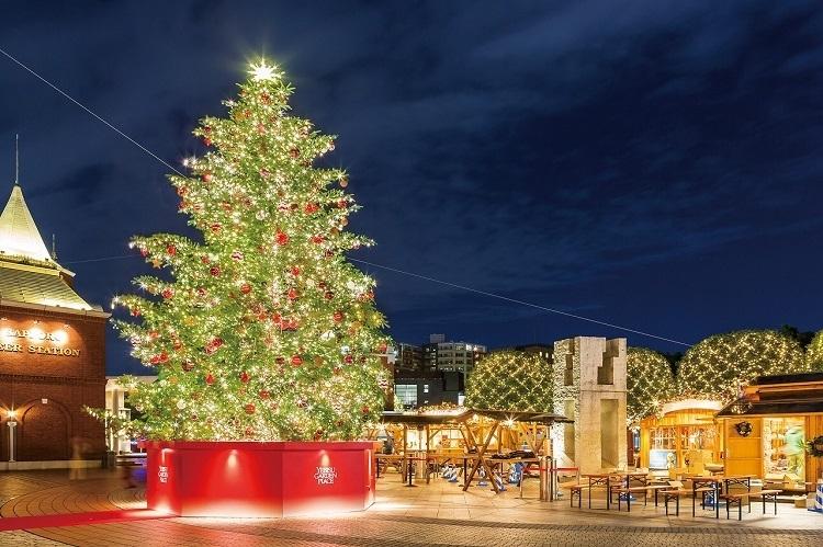 恵比寿ガーデンプレイスの「Christmas Marche(クリスマス マルシェ)」
