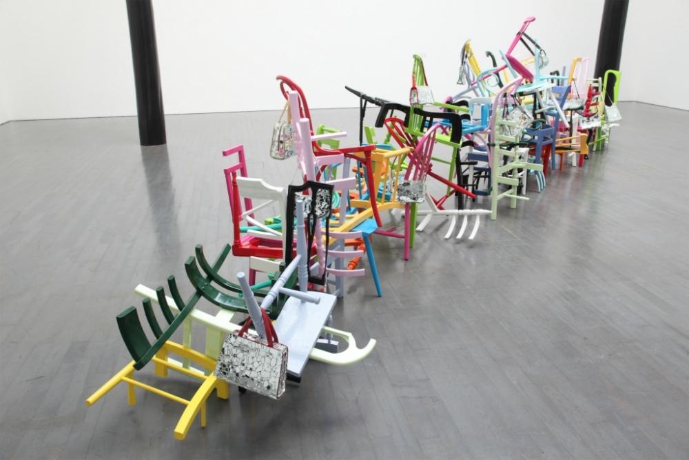 統合後初の展覧会「虹をかける:原美術館/原六郎コレクション」を開催中