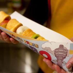 大阪アメ村で話題の串パンケーキ店が道頓堀にオープン!無料キャンペーンも実施
