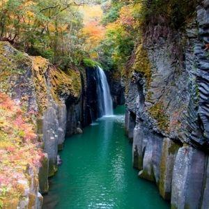 自然豊かな九州には名所が多数!この秋訪れたい紅葉スポットその0