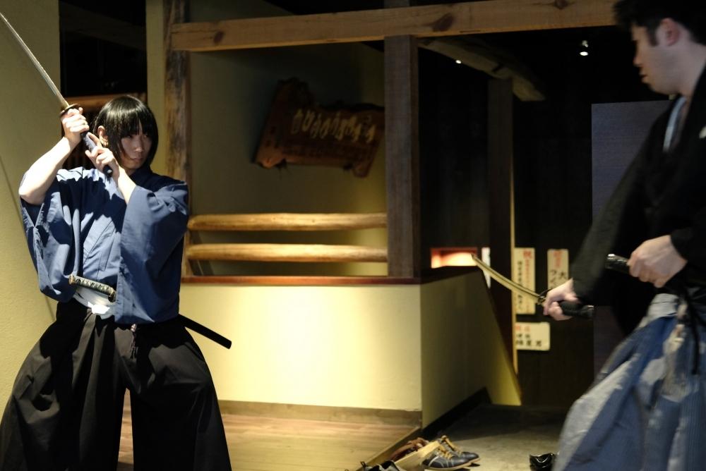 「TENSHINRYU SAMURAI DOJO」とは?