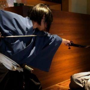 侍文化を渋谷で体験!古武術「天心流兵法」の剣術を間近で体感できるスポットが登場