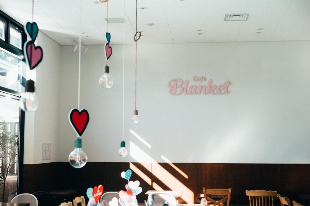 六本木のスヌーピーミュージアム内のカフェにバレンタイン限定メニュー登場その4