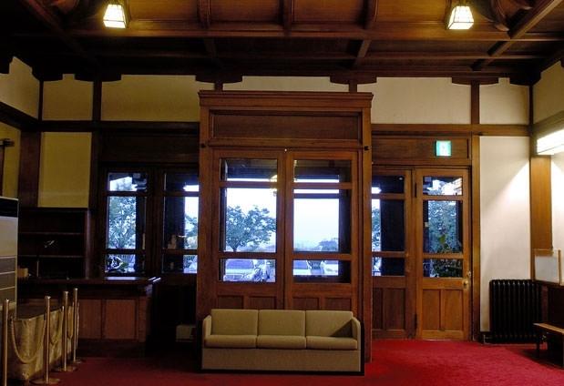 奈良ホテル(奈良県)