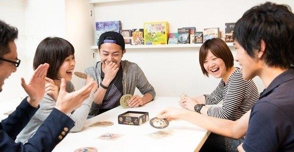 関西初上陸のボードゲームカフェ「JELLY JELLY CAFE 大阪心斎橋店」