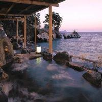 プライベートビーチと絶景を堪能。堂ヶ島の岬に佇む全20室の贅沢宿