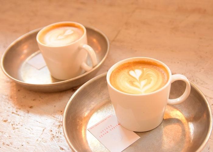 サードウエーブ系のスペシャルティーコーヒーを中心に