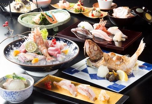 幻の魚・ノドグロを楽しむ|海鮮グルメを味わいつくす旅