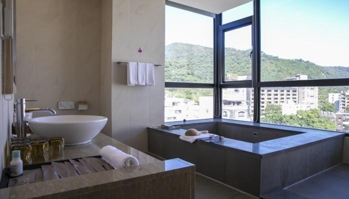 【台湾情報】ゆったり大きな内風呂と高いホスピタリティ。ホテル激戦地の礁溪温泉で、利用者絶賛のプチホテルを発見!その4