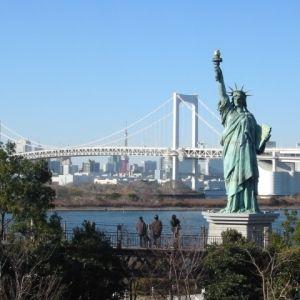 【東京連載】行くならいま! オリンピック開催前がおすすめ「お台場海浜公園」周辺スポットその0