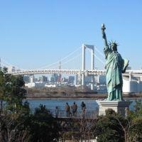 【東京連載】行くならいま! オリンピック開催前がおすすめ「お台場海浜公園」周辺スポット