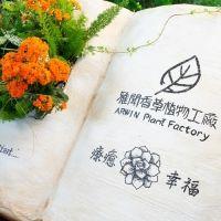 【台湾情報】見て触れて味わって……花と植物に癒される苗栗のファクトリー&パーク。