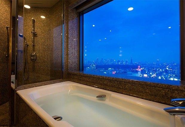 東京都内で女子旅におすすめの宿④セルリアンタワー東急ホテル