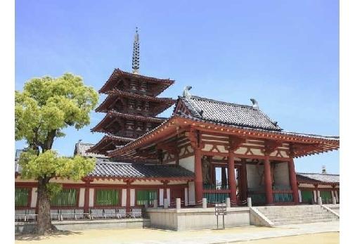 除夜の鐘がつける大阪県のお寺① 四天王寺