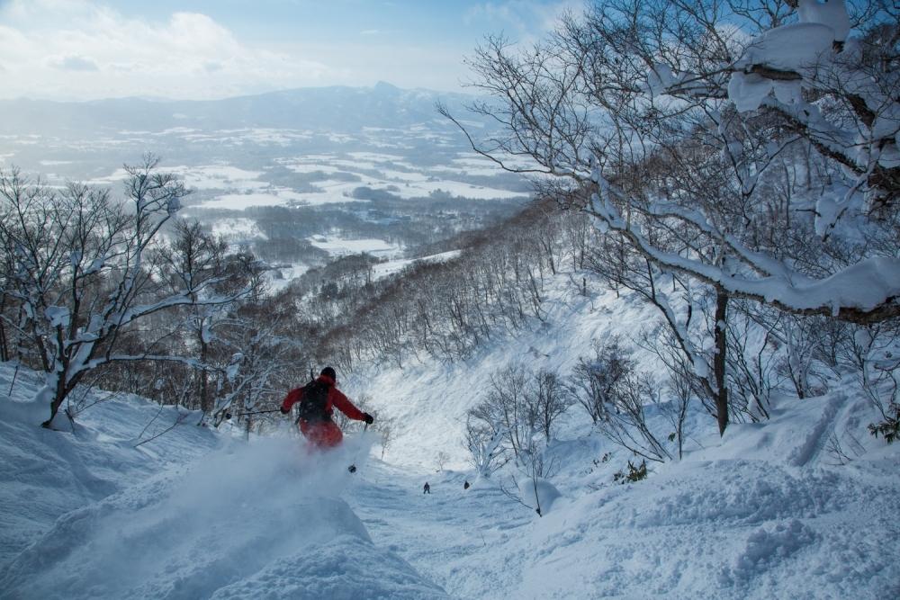 スキーヤー・ボーダーが憧れるウインタースポーツにうってつけの立地
