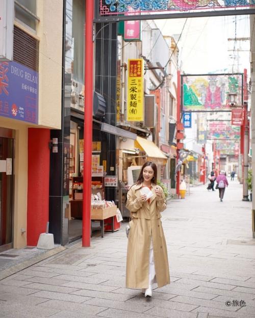 谷まりあさんがはじめての長崎へ。世界遺産と異文化にパワーをもらう旅その4