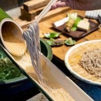「流し水蕎麦」に「足水」って? 水の恵みを楽しむ星野リゾート 界  アルプスのイベント