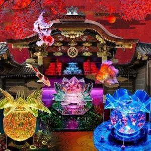 ネイキッドのVRに京の名産品展……「二条城まつり2020」が10/14から開催!