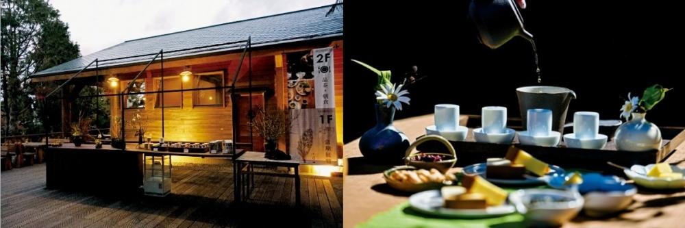 阿里山の恵み、高山烏龍茶を産地で味わうという贅沢。