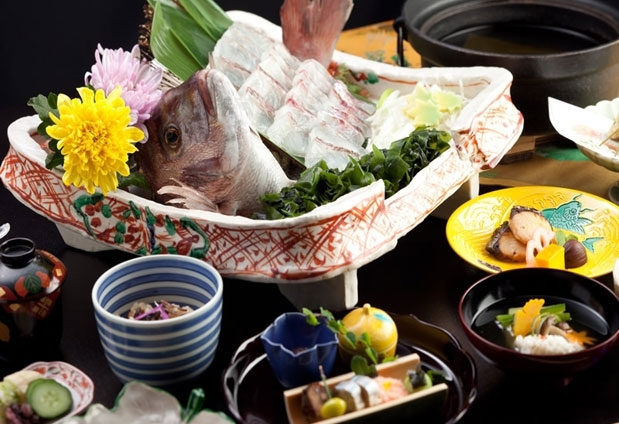 料亭旅館 人丸花壇