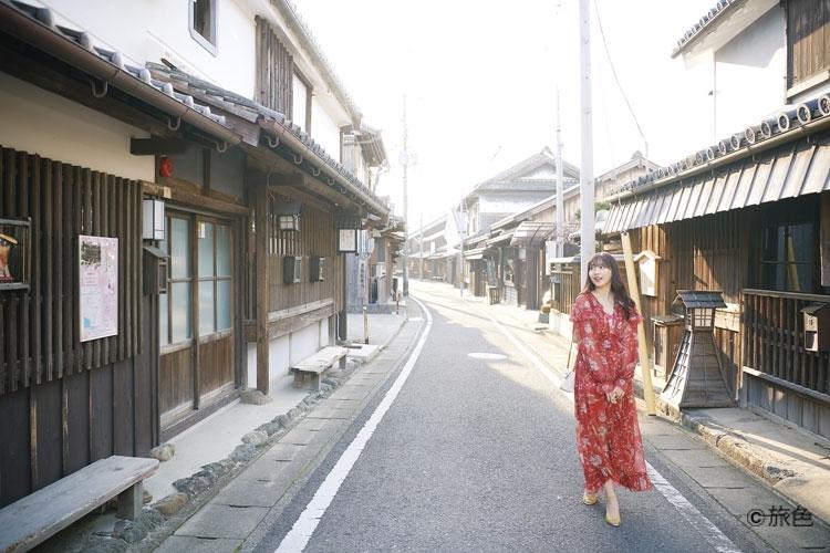 佐野ひなこさんが醤油発祥のまち・和歌山県湯浅町へ。レトロな町並みとグルメを満喫する旅【動画付き】その2