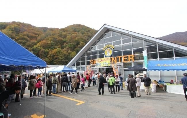 田代高原で秋を堪能