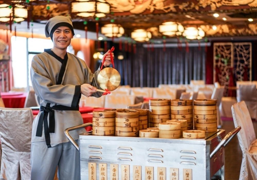 """【台湾情報】オールドスタイルが新鮮! 歴史あるホテルの特別プランで""""中華風""""を多方面から楽しむその3"""