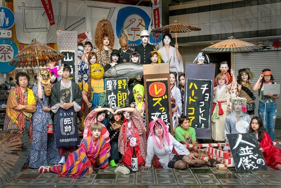 カオスすぎて驚愕! 己を祭る「セルフ祭」(大阪)