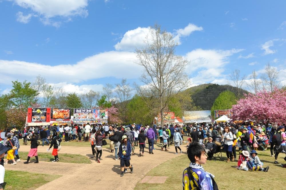 王道の「ARABAKI ROCK FEST.17」