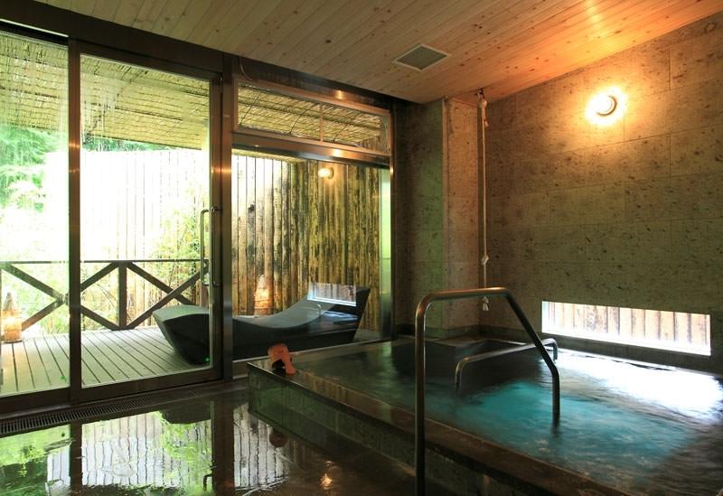 900年以上の歴史ある、効能豊かな温泉