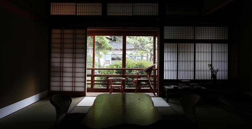 志賀直哉が滞在した創業300年を誇る日本旅館「三木屋」