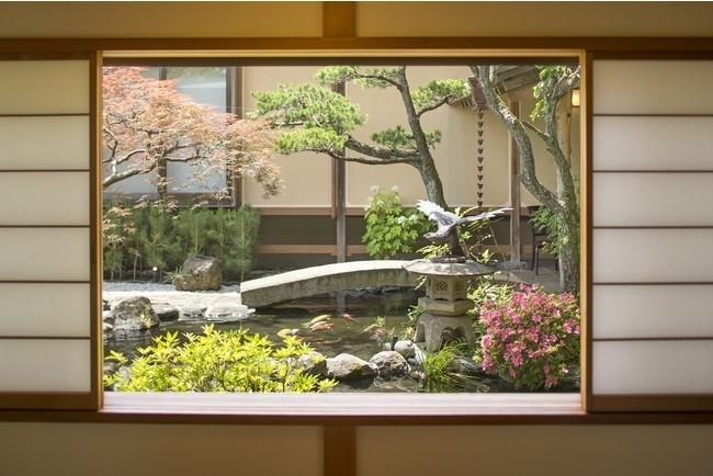 2021年6月に「ゆがわら風雅」がリニューアル! 日本庭園、浮世絵回廊など和文化に囲まれた贅沢な旅時間を