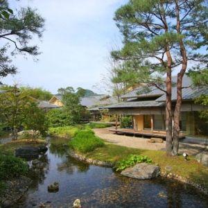 館内の美しい風景に心癒される。自慢の庭園がある宿を全国から厳選