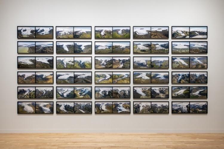 6月9日(火)開催! オラファー・エリアソンの大規模個展「ときに川は橋となる」その4