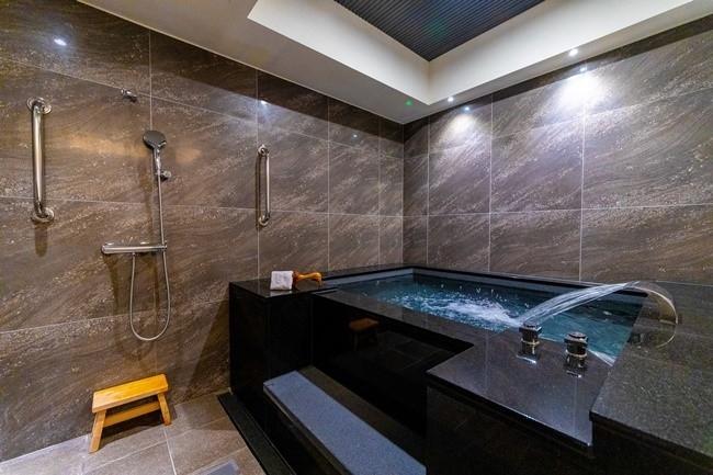 【台湾情報】礁溪温泉の美人の湯をたっぷり1トン! 贅沢な内風呂と美食でほどける休日その4