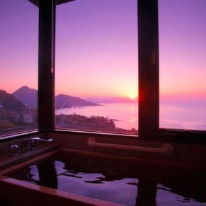 全客室に展望檜風呂付き!京都の宿「寿海亭」で日本海の絶景を独り占め