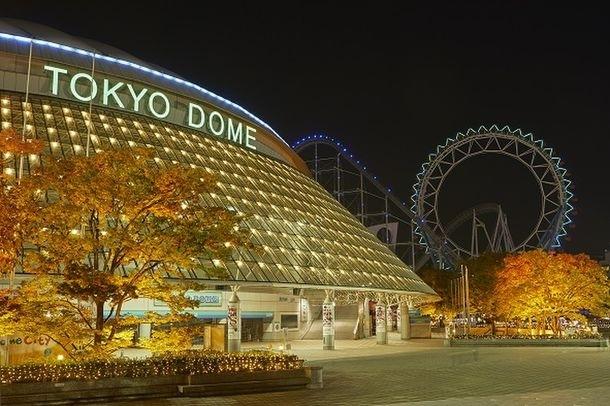 真っ暗な東京ドームを体験しよう