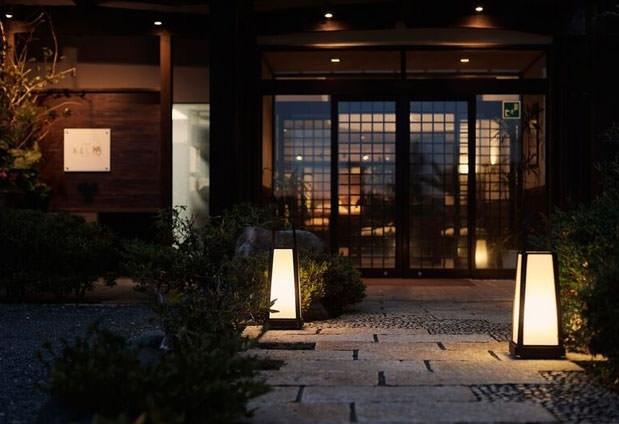 静岡県の旅館「茜の海 あるじ栖」の魅力▶和モダンな空間
