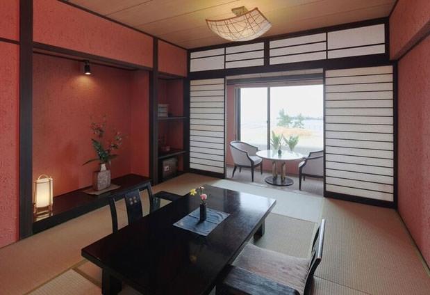 静岡県の旅館「茜の海 あるじ栖」の魅力▶やすらぎの空間