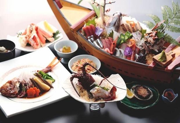 静岡県の旅館「茜の海 あるじ栖」の魅力▶絶品料理