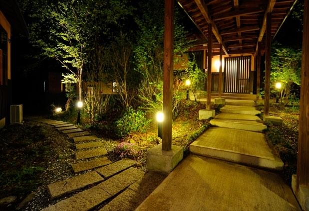 「那須温泉 美肌名湯憩いの宿 茜庵」の魅力とは①隠れ家のような落ちつきある空間